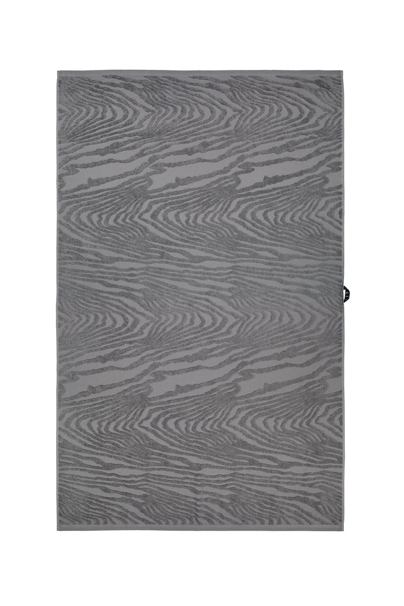 KAARNA towel in grey