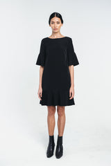 KAJO dress in black