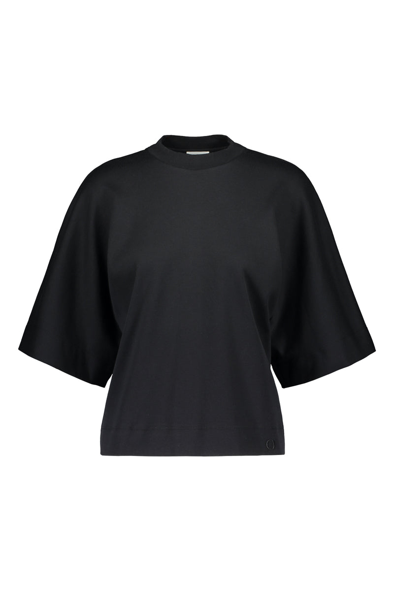 TUNDRA box shirt in black
