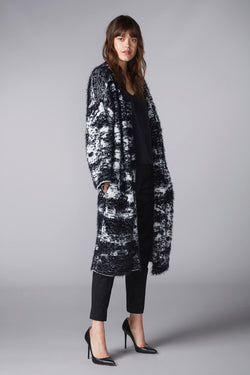 KAARNA knitted coat