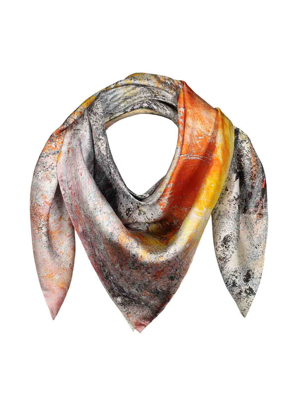 REIDAR scarf 'Night of Frost'