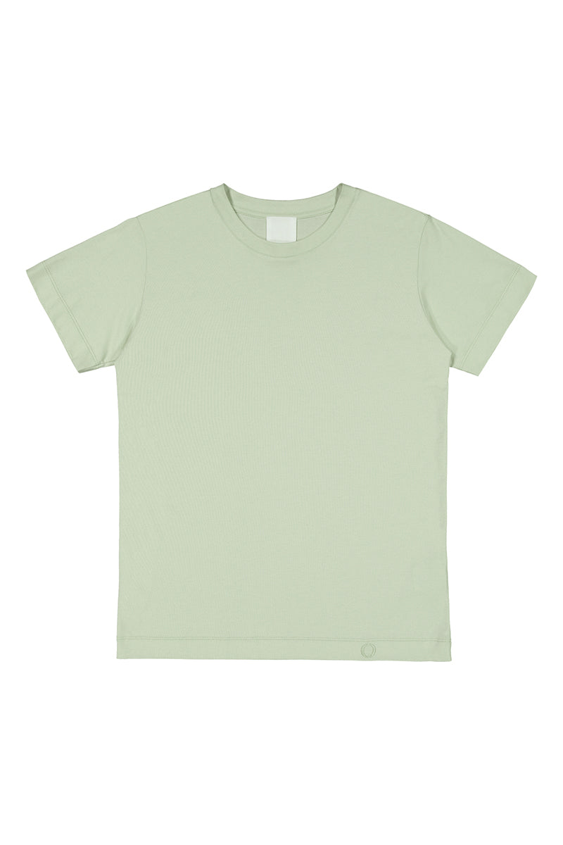TUNDRA t-shirt in misty green