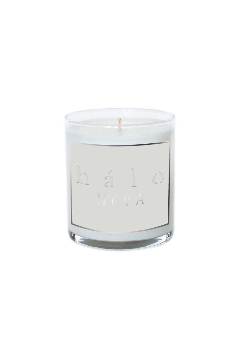 NEVA scented soy wax candle