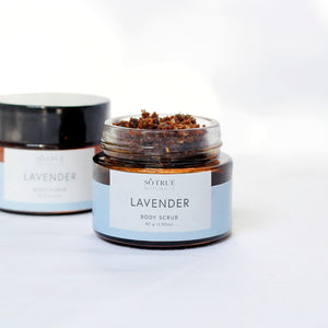 Clearance - Lavender Body Scrub