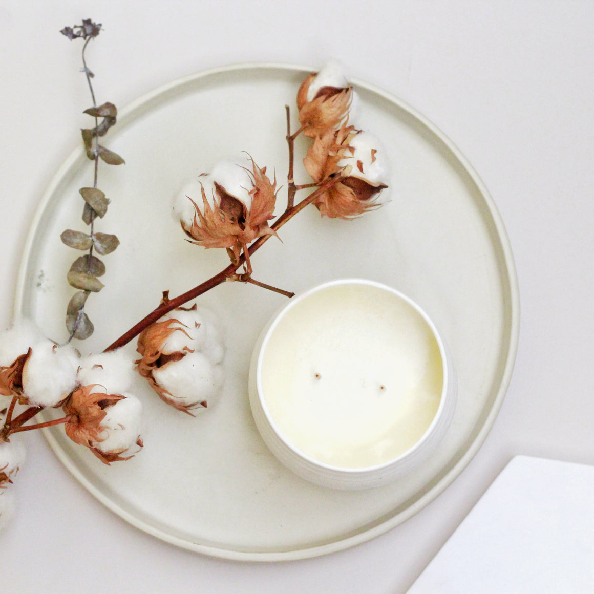 Soy Candle in Limited Edition Bone China - Pick Your Scent (5 Available)