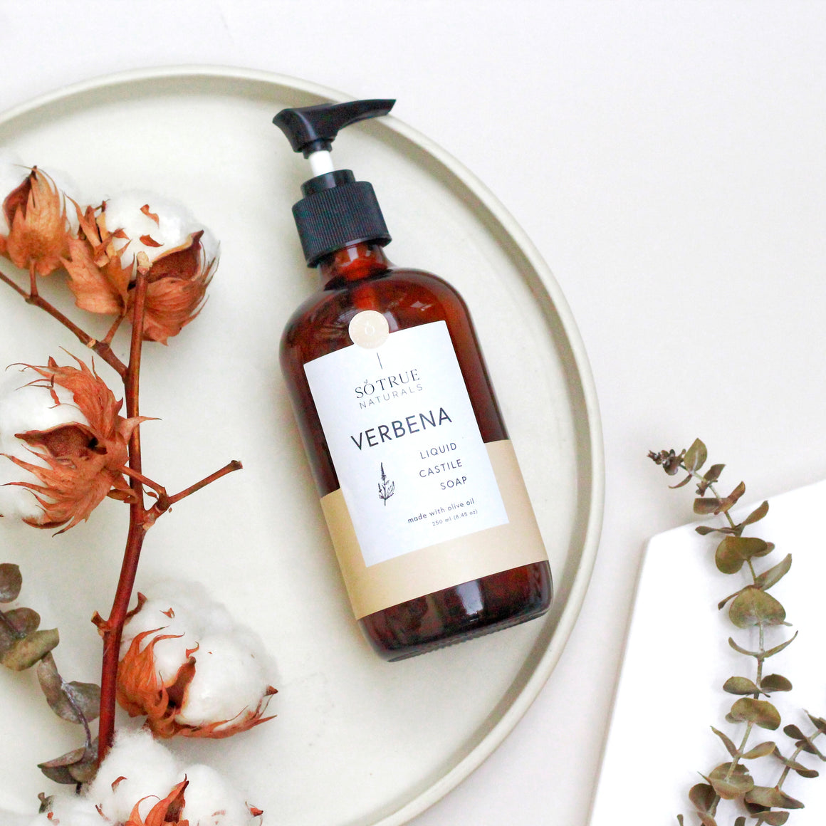 Liquid Castile Soap - Verbena