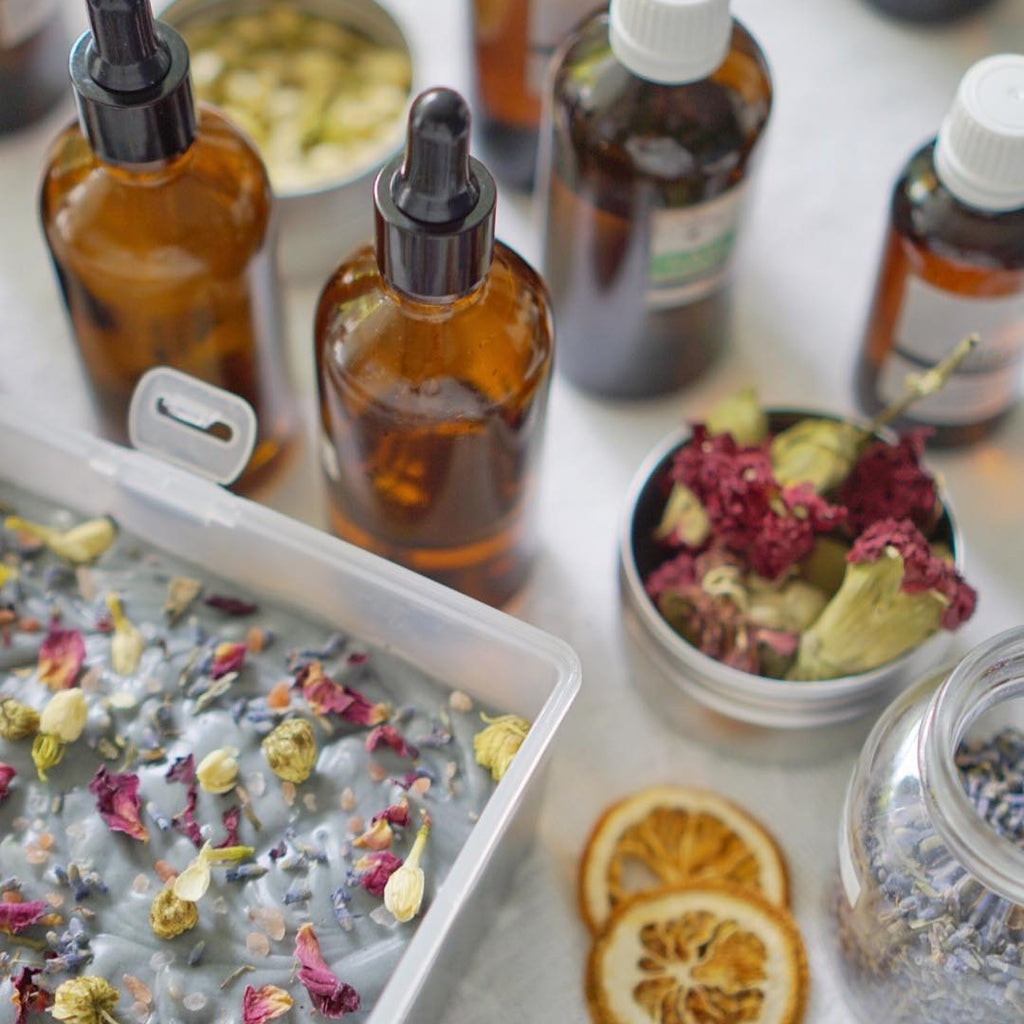Soaper Saturday (One-Day BAR *and* LIQUID Castile Soap Workshop)