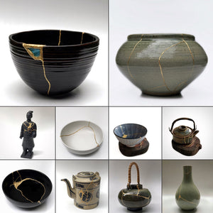 Unbroken with Raymond Lauchengco (A Modern Take On The Art Of Kintsugi) | March 20 | Saturday | 2-5pm
