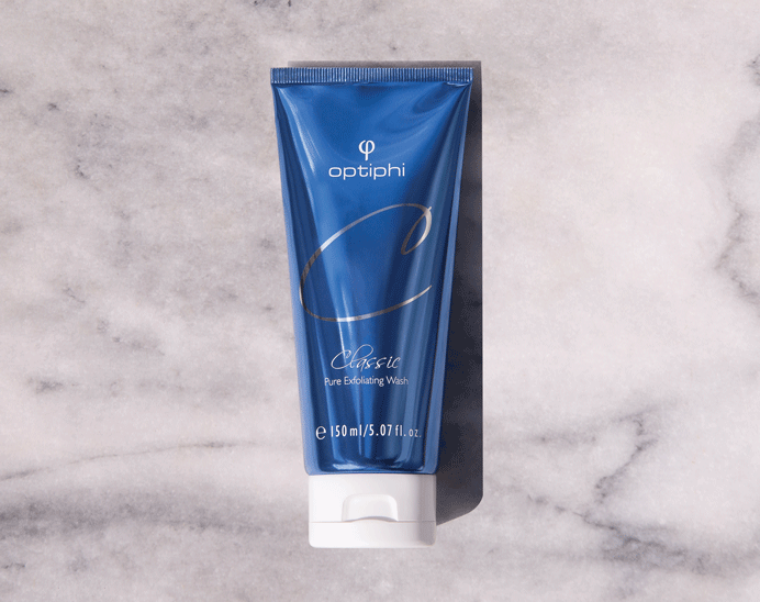 New to the Classic Range - Pure Exfoliating Wash