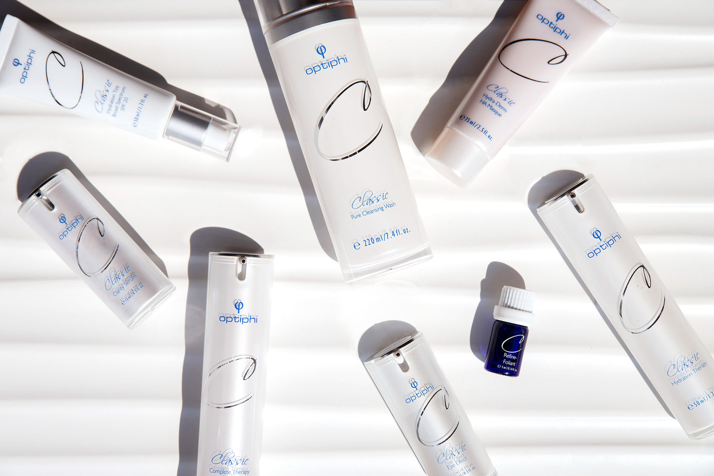Classic skincare products that help balance and maintain skin vitality, and support the prevention of premature aging.