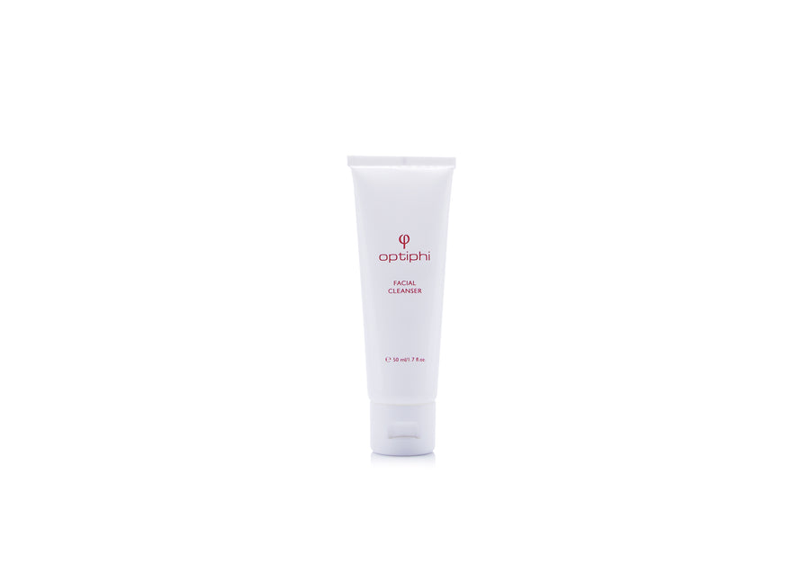 Facial Cleanser 150ml, gently purifies, mild exfoliator and pH balanced toner all in one..
