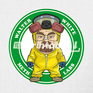 Walter White Funko Pop Illustration - Digital Download