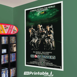 Ghostbusters Movie Original Poster Wall Art