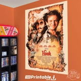 Hook Movie Original Poster Wall Art