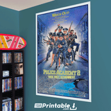 Police Academy Movie Original Poster Wall Art