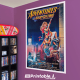 Adventures In Babysitting Movie Original Poster Wall Art