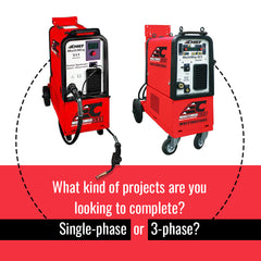 single phase or 3 phase projects?