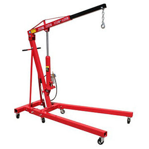 Engine Crane 2 Ton Air/Hydraulic Foldable Engine Hoist