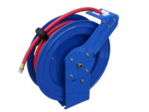 Atlas Metal Hose Reel, 3/8