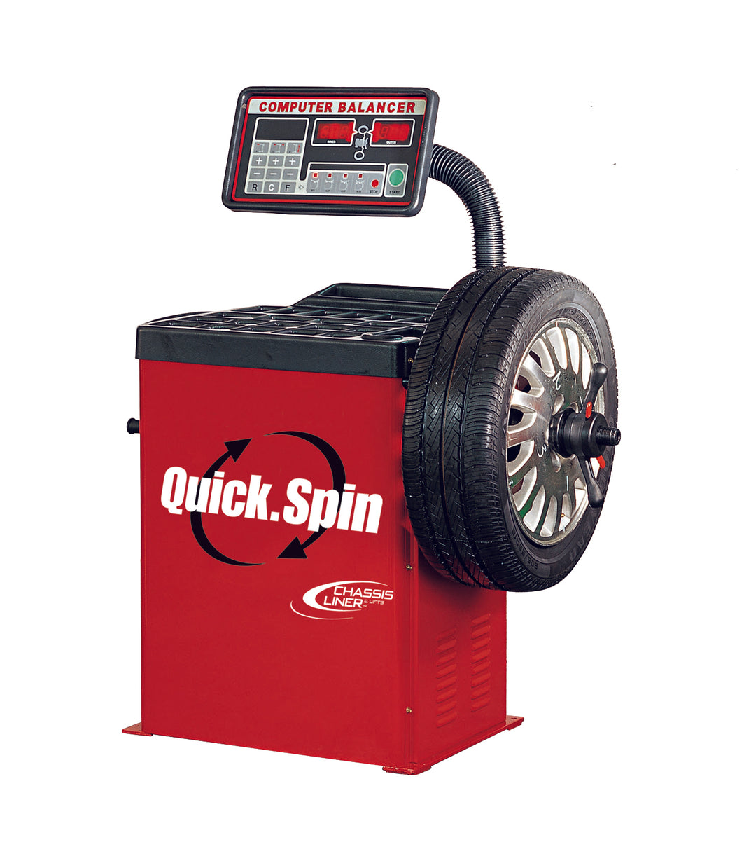 Quick Spin B-100 Wheel Balancer