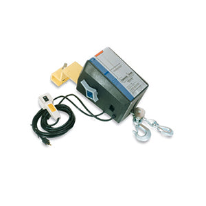 Heavy Duty Electric Winch w/ Bracket