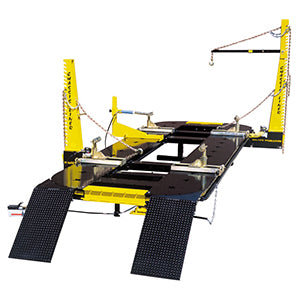 Chassis Liner Supply - 18ft Revolution - 2 Tower Frame Rack