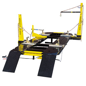 Chassis Liner Supply - 22ft Truck'n Revolution - 2 Tower Frame Rack