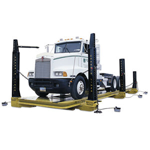 Heavy Duty Trucker 40ft, 6 Tower Machine