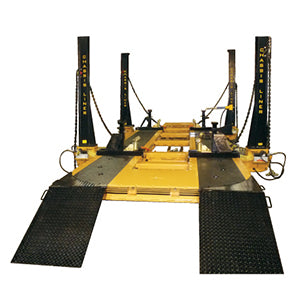 Medium Duty Trucker 28ft, 4 Tower Machine