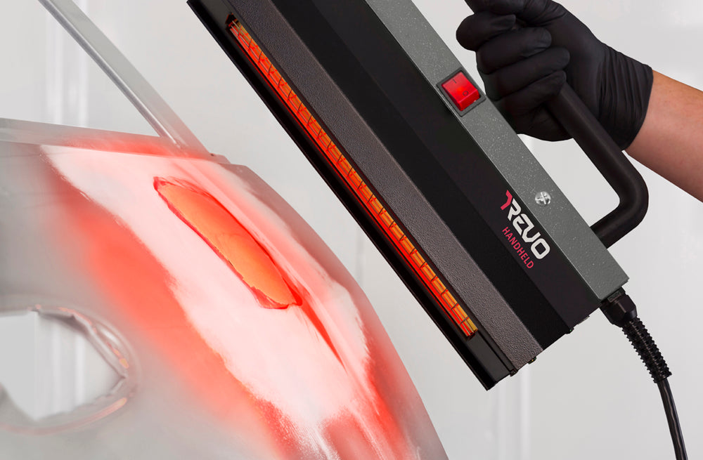 REVO Handheld Infrared Accelerated Curing System - GFS