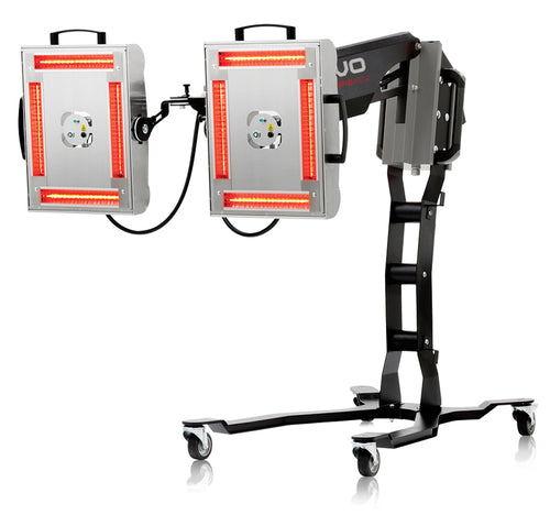 REVO Rapid Accelerated Curing System Mobile Cart - GFS