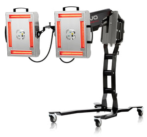 REVO Rapid Accelerated Curing System Mobile Cart