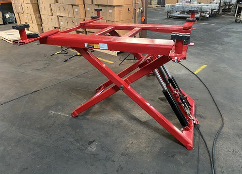 Used Mid-Rise 6000 lb. Lift