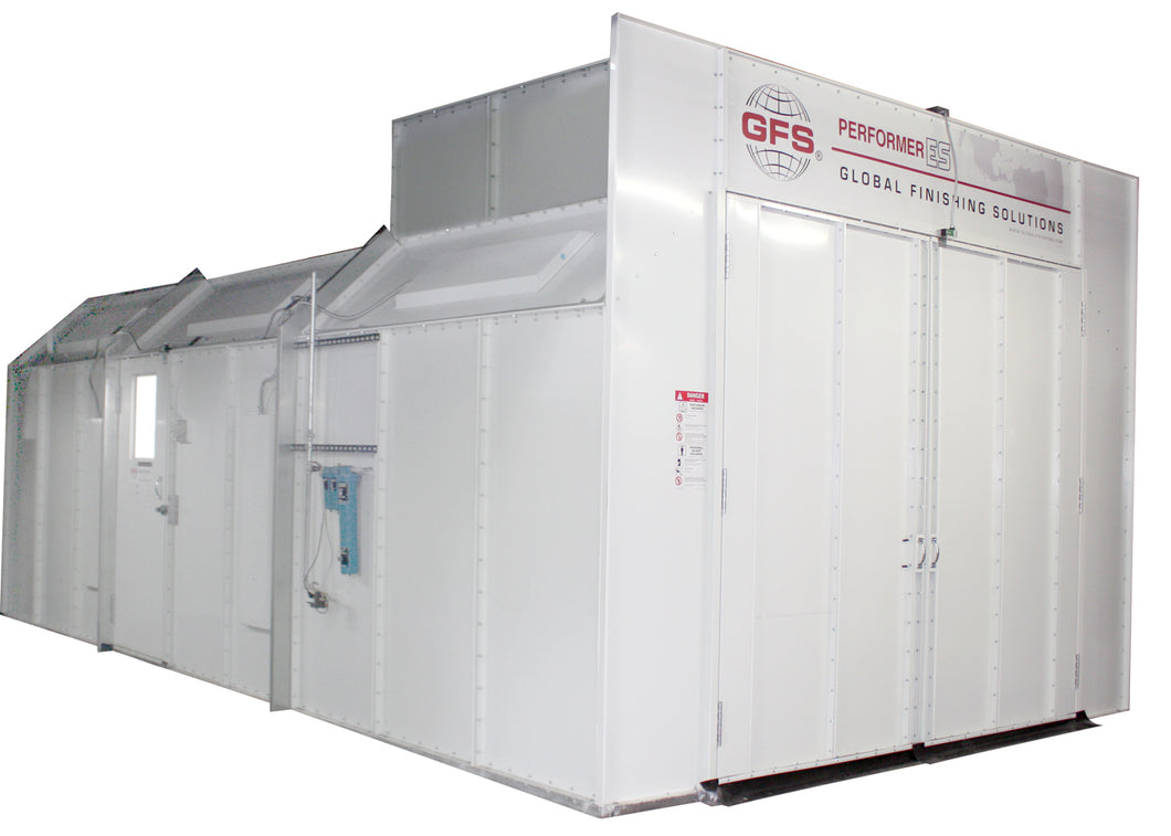 GFS Performer ES Semi-Downdraft Paint Booth