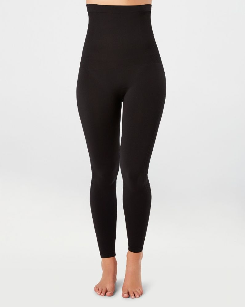 Spanx - High-Waist Look At Me Now Seamless Leggings