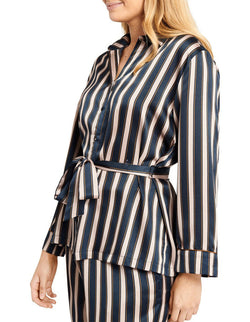 Jockey - Weekender  Stripe Shirt   with tie