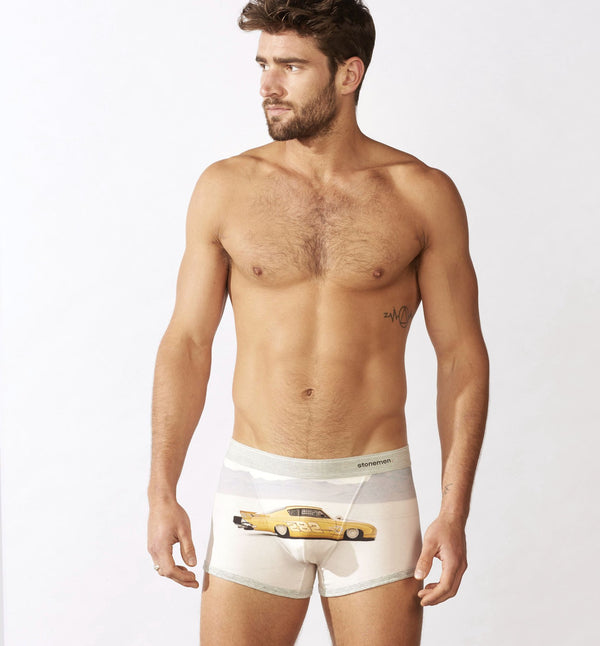 Stonemen - Boxer Brief Blowfish