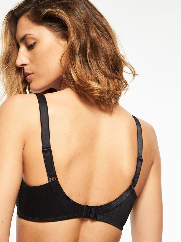 Hedona Seamless Unlined Minimizer Bra