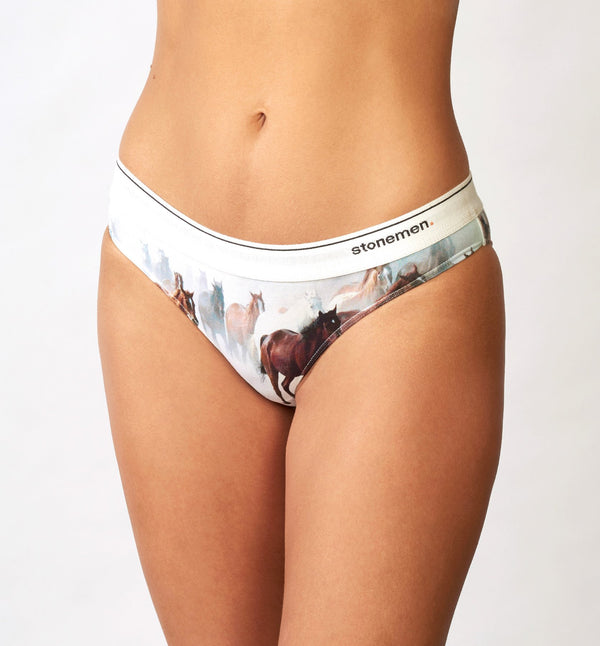 Stonemen - Ladies Cheeky Brief
