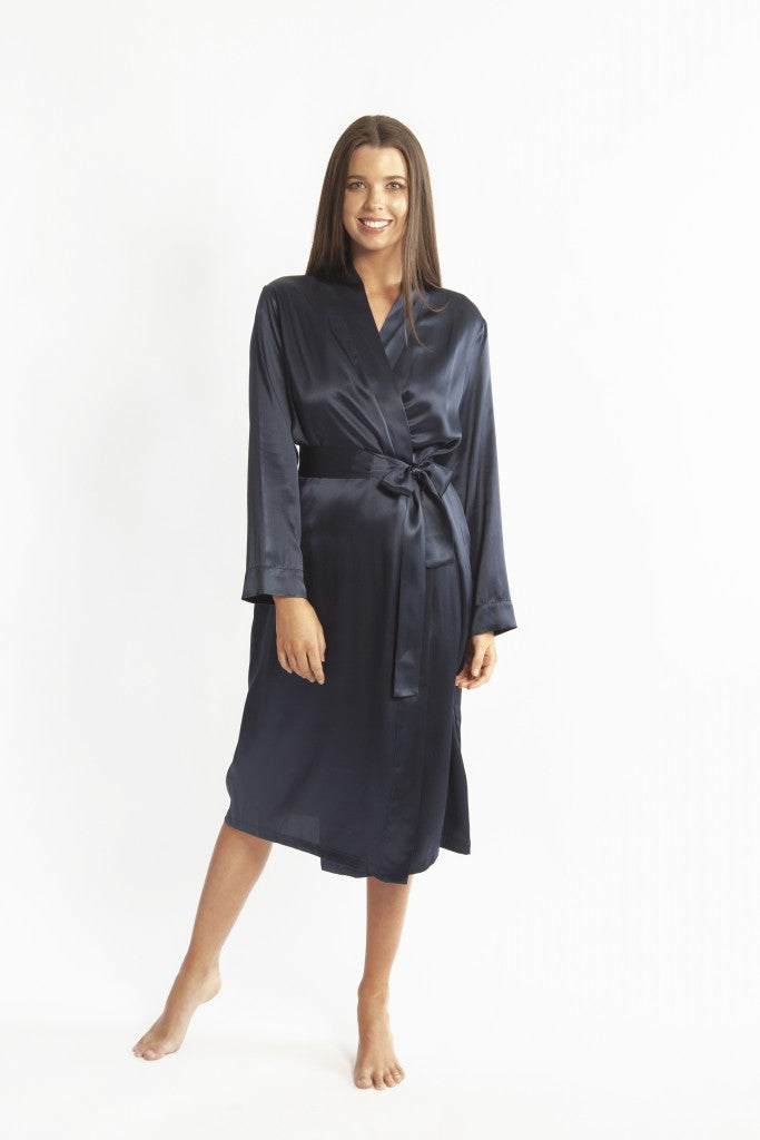 Love & Lustre - Silk Robe