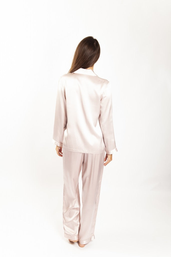 Love & Lustre   - Silk Pyjama Set