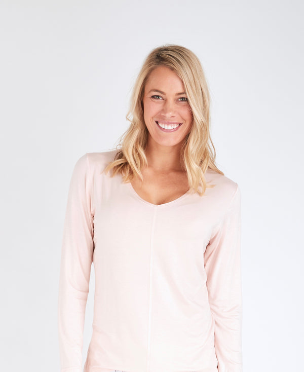 Billy Dream - Bamboo Long Sleeve Top