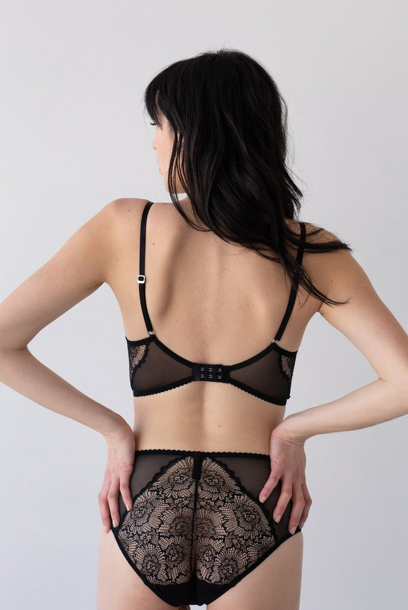Lonely - Cecile High Waist Brief