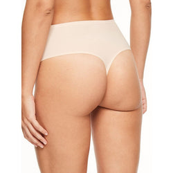 Soft stretch One Size High Waisted Thong