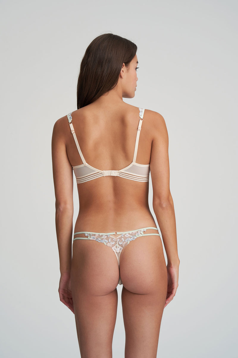 Marie Jo - Nathy Thong - Pearled Ivory