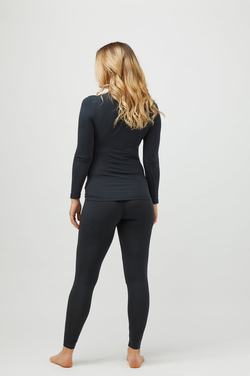 Tani - High Neck Long Sleeve Basics