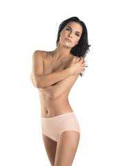 Hanro Cotton Seamless - Full Brief