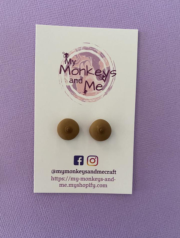 My Monkeys and Me - Earrings