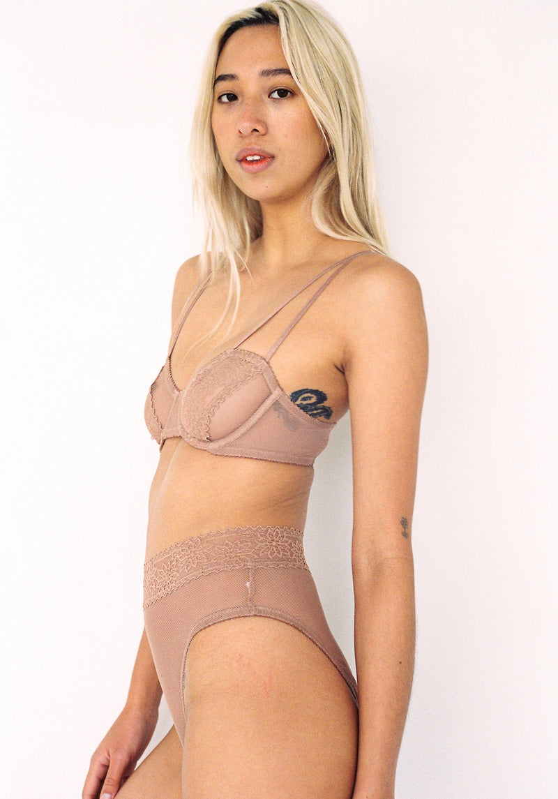Lonely-Rumi Underwire Bra