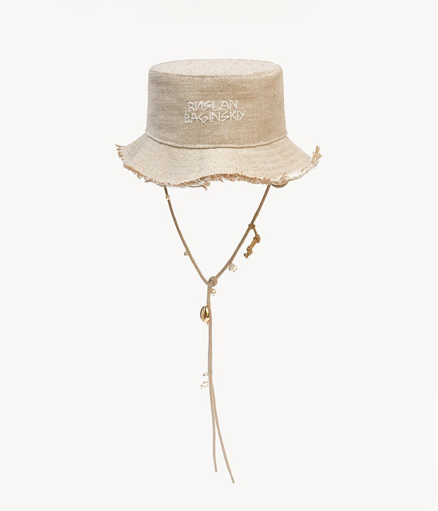 Hemp bucket hat